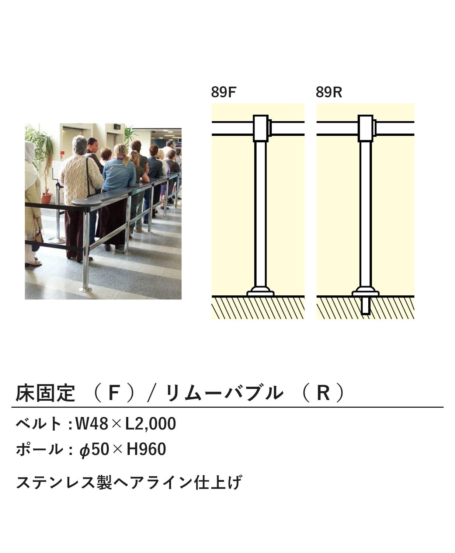 床固定( F )/ リムーバブル( R )イメージ