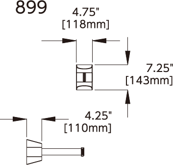 899scale