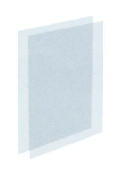 PDS用透明のアクリル製保護板(別売)